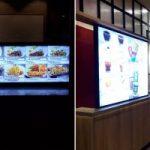 Làm hộp đèn menu giá rẻ tại TP.HCM