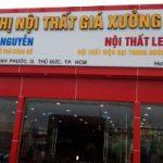 Thi công mặt dựng Alu cửa hàng giá rẻ tại TP.HCM
